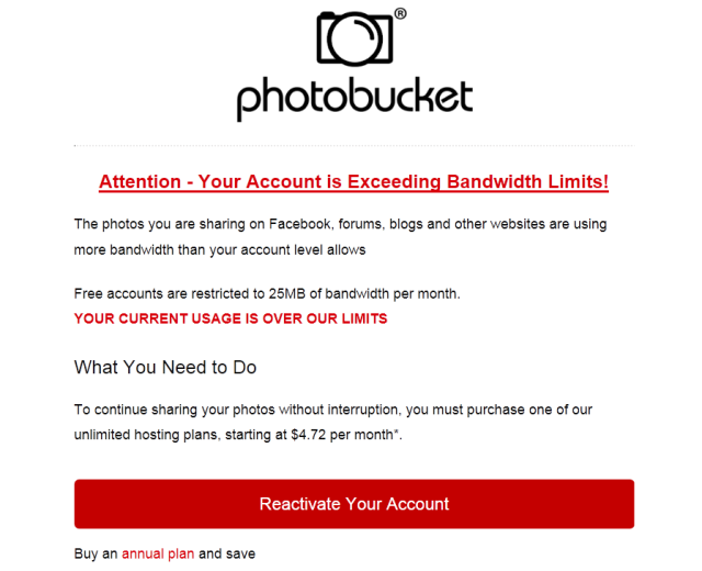 Photobucket Shit